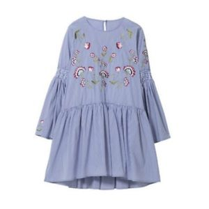 New Desigual embroidered dress size 38 (M)